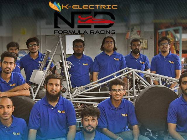 NED students' will represent Pakistan in Italy