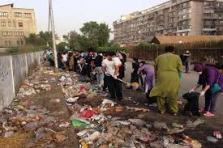 Clean Karachi