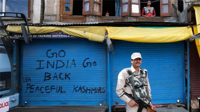 Kashmir Killings