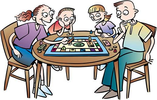 Family and games