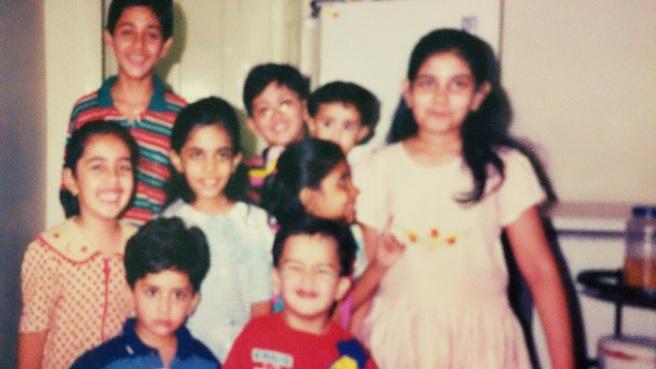 Mehwish-childhood
